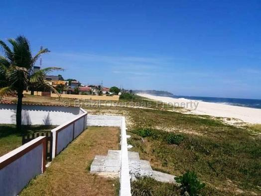 House for sale in Rio de Janeiro - Beach view from house