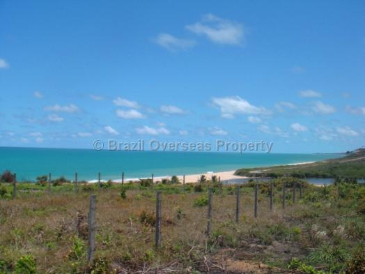 Land for sale in Pitimbu - Plot view