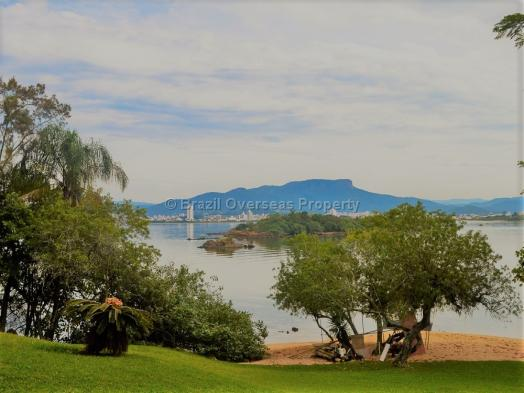 Island/Waterfront for sale in Florianopolis - View from the house