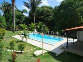 Country Home for sale in Joao Pessoa - Pool and gardens