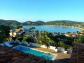 House for sale in Buzios - Ferradura bay view from the villa