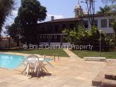 House for sale in Belo Horizonte - Main house with pool in view