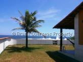 House for sale in Rio de Janeiro - Sea view from garden
