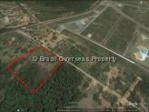 Land for sale in Joao Pessoa - Plot location - view 1 from Google Earth