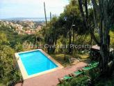 House for sale in Buzios - Pool and ocean view