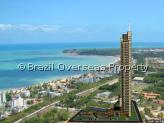 Apartment for sale in Joao Pessoa - Tour Geneve building and location view