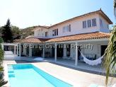 House for sale in Buzios - Villa and pool view