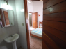 House for sale in Pitimbu - Master bedroom view from ensuite