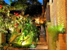 House for sale in Buzios - Garden night lighting