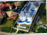 House for sale in Buzios - Mansion overhead view