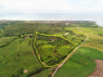 Farm for sale in Joao Pessoa - Aerial view showing farm on the main coastal road (PB-008)