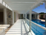 House for sale in Buzios - House terrace and pool view