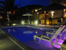 Hotel/Pousada for sale in Buzios - Pool at night