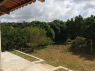 Farm for sale in Joao Pessoa - Back terrace view to orchard