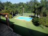 Country Home for sale in Sao Paulo - Pool and gardens in view