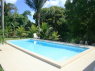 Country Home for rent in Joao Pessoa - Swimming pool close-up