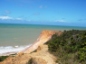 Land for sale in Joao Pessoa - Dramatic cliffs - Tambaba region